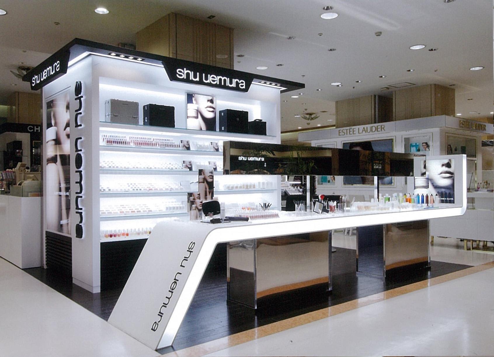 shuuemura SHOP 国内店舗 〜2010 店舗展開|設計・デザイン事例詳細 ...